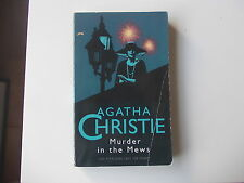Agatha Christie Murder in the mews Hercule Poirot short stories