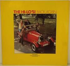 """THE HI-LO'S! - BACK AGAIN 12"""" LP (L3481)"""