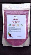 Beet 1lb Freeze Dried Powder by PURO Anti-Oxidants