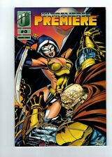 Ultraverse Premiere #0 From Malibu Comics 1993 Signed By Jim Lee