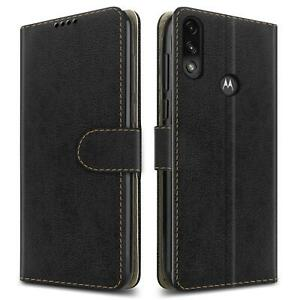 For Motorola Moto E7i Power Case, XT2097,Leather Wallet Flip Stand Phone Cover