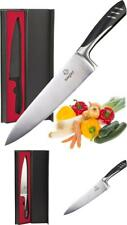 Kitchen German High Carbon Stainless Steel Chef's Knife 8 Inch With Gift Box New