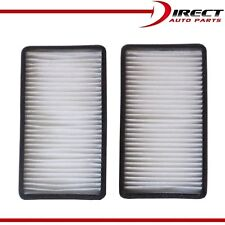 C15471 Cabin Filter Set For Buick Chevrolet Oldsmobile For Pontiac For Saturn