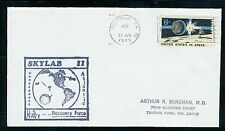 US Space First Day Cover: Jun 22.1973, SKYLAB II US Navy Atlantic Recovery Force