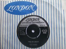 """M- UK LONDON 45 - THE CHIMES - """"ONCE IN A WHILE"""" / """"SUMMER NIGHT"""""""