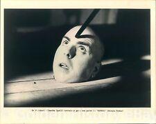 VINTAGE KEN RUSSELL DR POLIDORI GOTHIC FILM VIRGIN  REAL PRESS PHOTO IMAGE