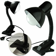 [2 x] Led Lamp Light Table Top Flexible Goose Neck Stand Clamp Kit Photography