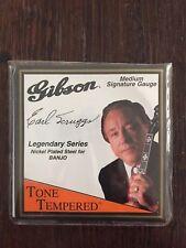 Corde Gibson Médium Signature Banjo