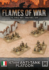 Flames of War IBX18 Italian 47mm Anti-Tank Platoon Battlefront Games
