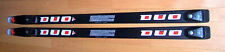 1977 Vintage Rare - Fritzmeier DUO Skis .. Never Drilled / Brand New Skis 170 cm