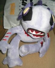 Blizzcon 2014 Mur'Ghoul Blood Plush Murloc Toy, Blizzard, Brand New, WoW