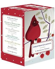 Christmas Classics Book Set-Penguin by Nikolai Gogol,Charles Dickens, Anthony...