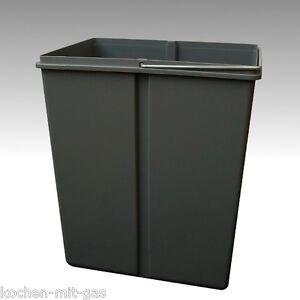 Wesco Ersatzteile für Profiline Einbau Mülleimer