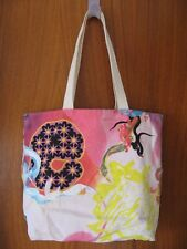 Cotton Bag Designed by Fiona Rae Royal Academy of Arts - Tote Shopper Lined