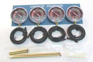 Honda Vakuummeter Ausrichtung Vergaser Honda CB350-400-500-750 Four