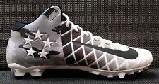 Nike Field General Pro Td � Cleats, size 11.5, White/Black/Grey Camo