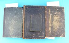 4x Bibel Bible Ludwig Hofacker  Prediger antik old alt