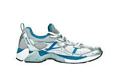 Zoot Advantage 3.0 para mujer Trainer 2012-Plateado/Blanco/Azul-Size UK 5