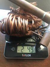 2+ Pounds Copper Scrap Wire And Pipe