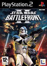 Star Wars - Battlefront II 2 (PS2 Game) VGC MINT DISC - AUS SELLER GET IT FAST!