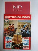 MOTOCICLISMO LUGLIO 1977 - BMW 600 E 750  KAWASAKI Z 200 LAVERDA REGOLARITA' 125