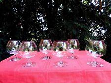 BACCARAT PERFECTION 6 BRANDY CHERRY GLASSES GLASS 6 VERRES A COGNAC CRISTAL UNIS