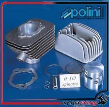 Polini Kit Gruppo Termico Ø43 SP.10 Piaggio Boxer Bravo CBA Ciao ECO Grillo SI
