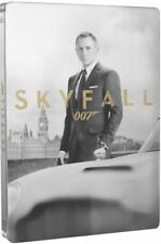 James Bond: Skyfall (2012) Limited Collector's Edition Steelbook (Blu ray)