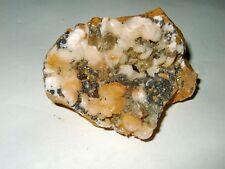 - Minerali Grezzi Cristalloterapia - CERUSSITE cristalli con BARITE (9) marocco