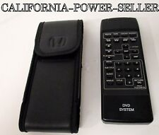 03-09 odyssey pilot mdx Honda Rear Entertainment DVD System Remote Control