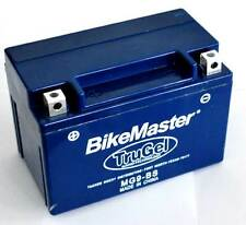 BikeMaster TruGel Battery MG9-BS 2 Year Warranty Honda CBR600 F F2 F3 F4 SE SJR