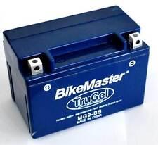 TruGel Battery YTX9-BS Suzuki GSF400 GSF600 AN400 Burgman GSXR600 GSXR750 GSX750
