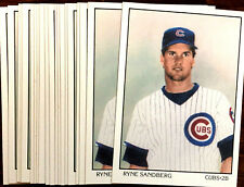 1990 Score RYNE SANDBERG ~50 CARD LOT ~ DREAM TEAM CARD ~ HALL OF FAME INDUCTEE