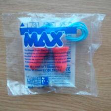 Howard Leight Max usa e getta con filo Tappi per le orecchie x 20 PAIA max-30e