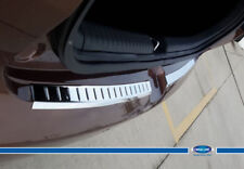FIT Hyundai I20 i20 STAINLESS STEEL REAR BUMPER SILL COVER PROTECTOR  2014-Up