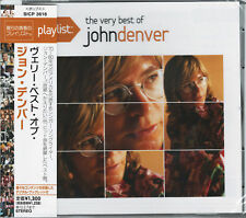JOHN DENVER-PLAYLIST THE VERY BEST OF JOHN DENVER-JAPAN CD C25