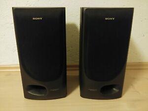 Lautsprecher Boxen Sony SS-H2900 in sehr gutem Zustand