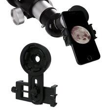 Universal Cell Phone Telescope Adapter Holder Mount Bracket Spotting Scope UK3