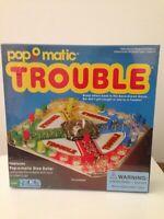 Classic Trouble, Pop-O-Matic, Board Game NEW! 2013 Hasbro