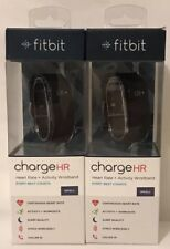 New! Fitbit Charge Small Wireless Heart Rate & Activity Tracker - Black