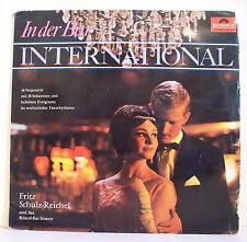"33T IN DER BAR INTERNATIONAL Disque LP 12"" 10 POT POURRIS Fritz SCHULZ REICHEL"