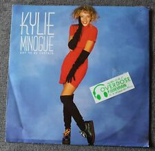 Kylie Minogue, Got to be ceratin, SP - 45 tours Holland - injection
