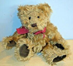RUSS Berrie 'GREGORY' Teddy Bear VGC