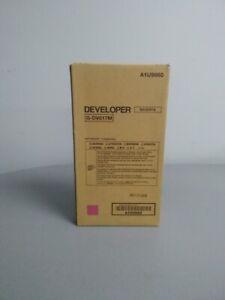 Konica Minolta DV617M A1U9860 G-DV617M Genuine Magenta Developer Unit For C7000