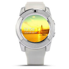New 2020 Smart Watch For IOS & Android Pedometer Camera Text Call Touch Screen
