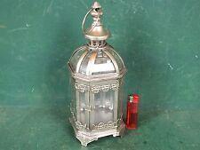 Windlicht Laterne Kerzenleuchter für Teelicht / Stumpenkerzen Antik Stil