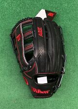 "Wilson A2K 1775SS 12.75"" Left Hand Outfield Baseball Glove WBW1000681275"