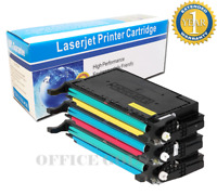 3 PK CLT-609S CMY Tri-Color Toner Cartridge Set For Samsung CLP770 CLP775ND