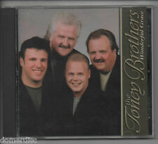 The Toney Brothers Wonderful Grace CD Zion Southern Gospel Lets Go In