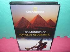 LOS MUNDOS DE NATIONAL GEOGRAPHIC - VOL. 1 -